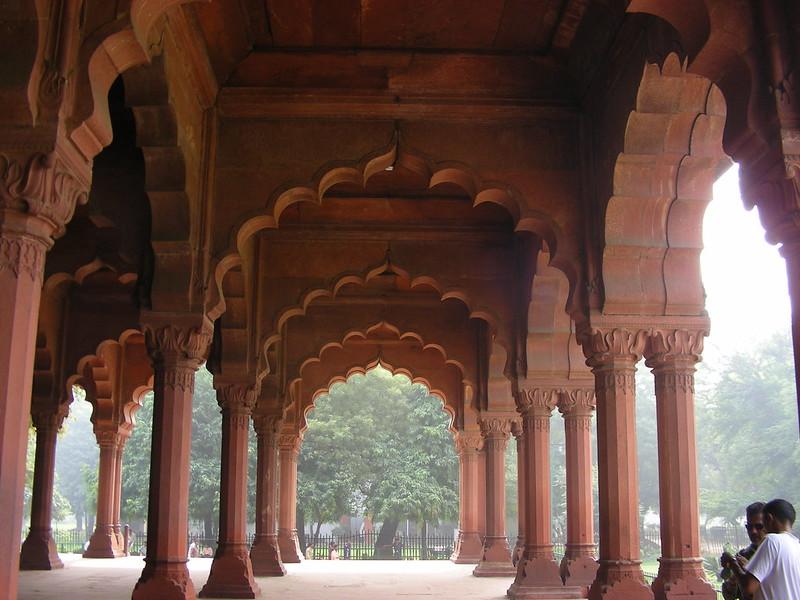 Delhi Czerwony Fort