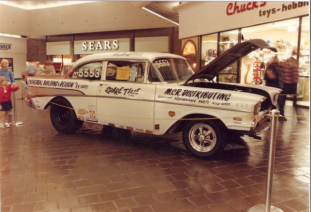 55 Chevy Drag Race Car http://www.flickr.com/photos/seniorgeek/2131163525/