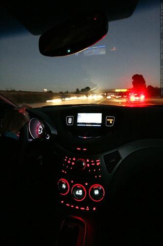 night rider dashboard    MG 7147