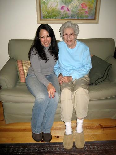 Grandma Shute