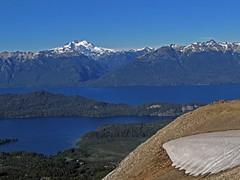 cerro Tronador et Lago Nahuel Huapi