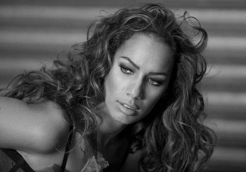 leona lewis photo shoot