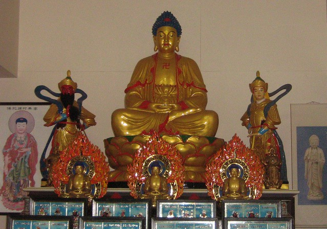 australia brisbane buddhist temple of the holy. Black Bedroom Furniture Sets. Home Design Ideas