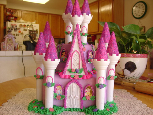 disney princess castle cake charley.salas@sbcglobal.net$75.00
