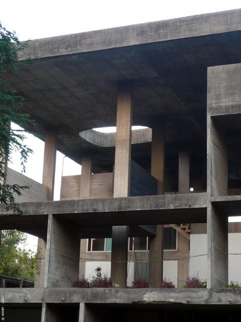 04130 ahmedabad casa shodan arq le corbusier - Le corbusier casas ...