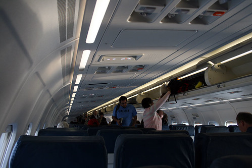 Inside the MD-88