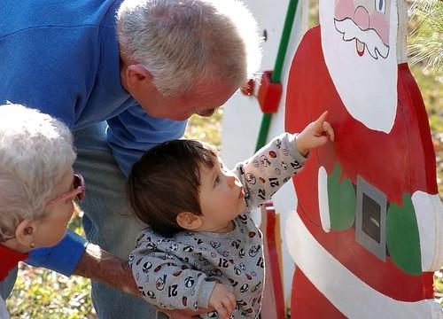 Billy et Santa