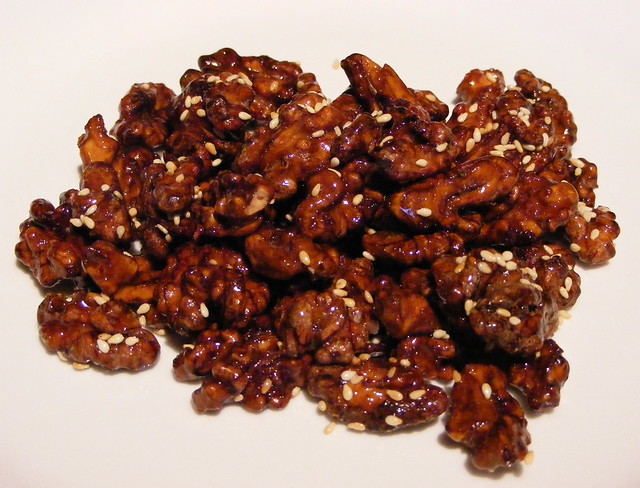 Caramelized Walnuts | Flickr - Photo Sharing!