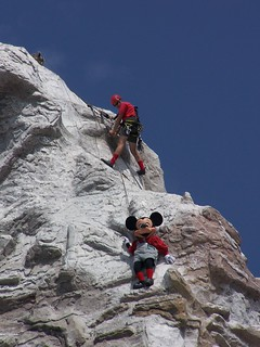 Mountain Climber Mickey