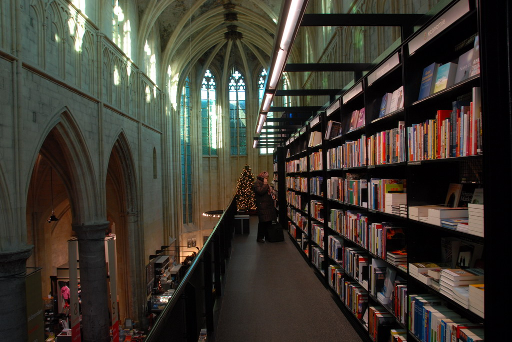 His Own Bookshop.