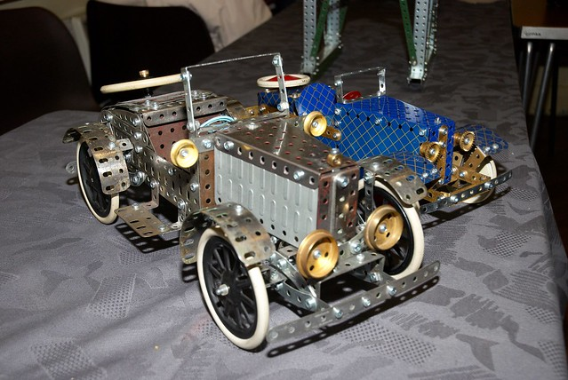 Meccano Motor Car Constructor Outfit No2 - The Brighton Toy and ...