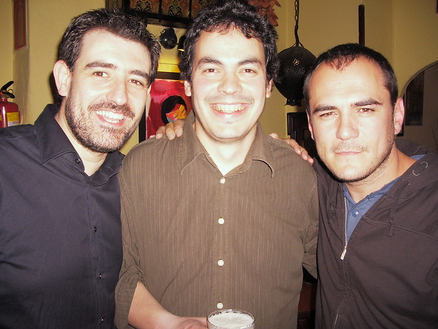 ismael serrano caperucita: