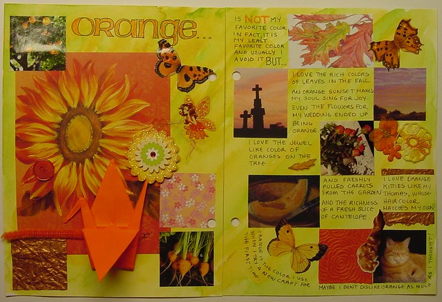 Orange pages