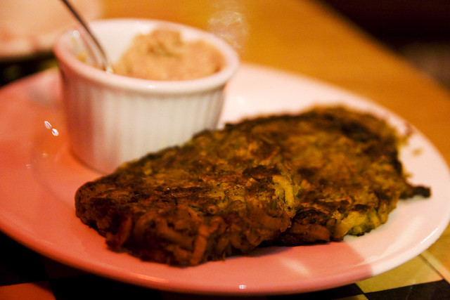 Root Vegetable Latkes (pancakes) | Flickr - Photo Sharing!