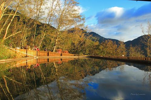 日出 雪山登山口 武陵農場 和平 台中 台灣 taiwan sunrise