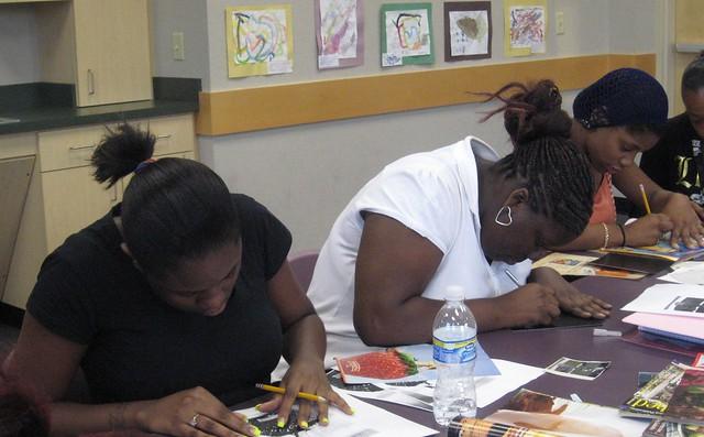 Branches hemphill teen art studio