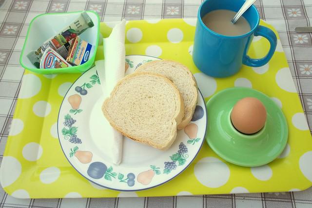sobeの朝ご飯