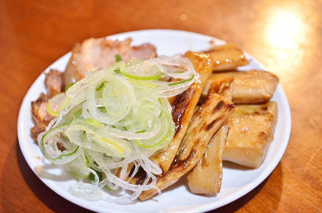 あさり塩つけ麺 (3)