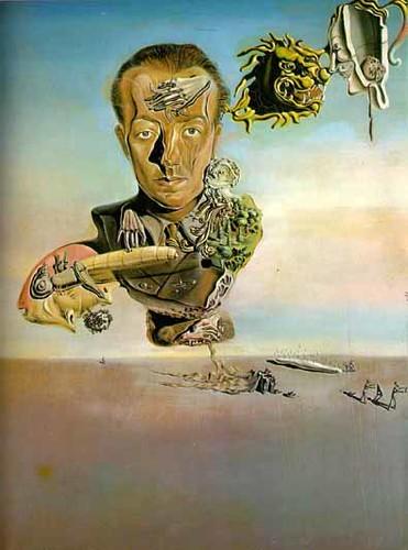 Portrait of Paul Eluard