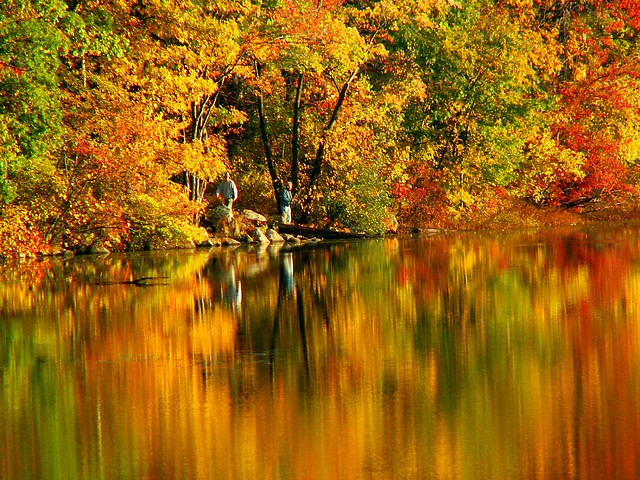 Fisherman's Autumn Paradise