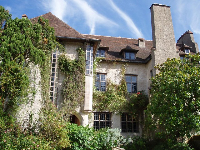 Lutyens House Moutiers Flickr Photo Sharing