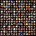 My social Network on Flickr, Facebook, Twitter and MyblogLog by luc legay