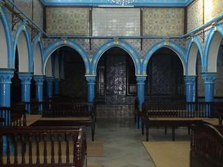 Intérieur de la Ghriba