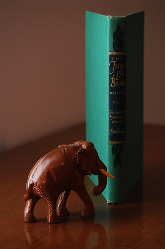 Elephant and The Jungle Books