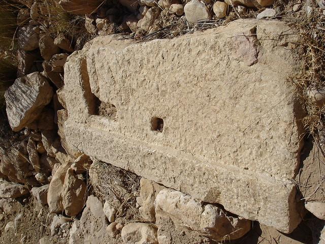 Archeological remains in Laamda, Ah Frah
