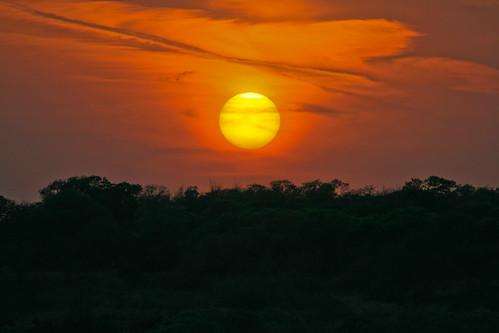 sunset landscape myfavorites