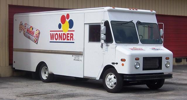 WONDER BREAD Truck