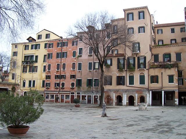 Venezia - Particolare del Ghetto