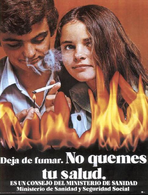 El embarazo y el fumar como a dejar fumar