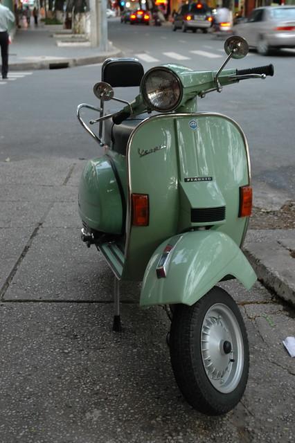 Mint Green Vespa | Flickr - Photo Sharing!  Mint Green Vesp...