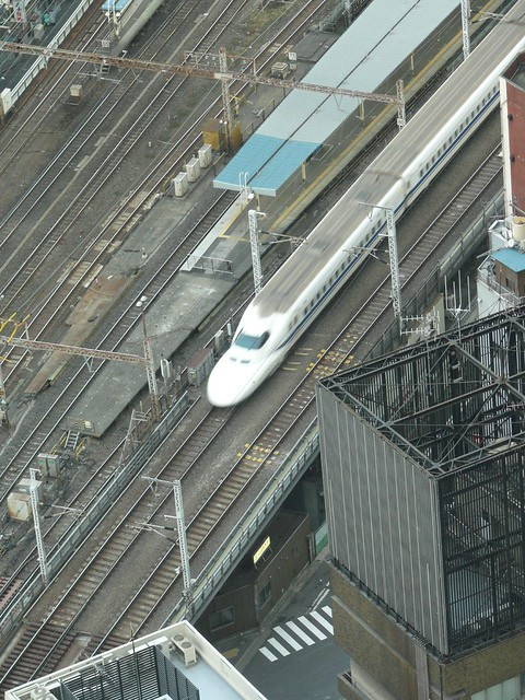Photo:700 Series Shinkansen By Not Quite a Photographr