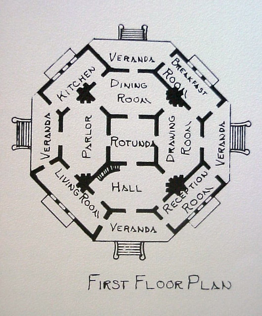 22 First Floor Plan Of Longwood Natchez Mississippi By Sunnybrook100 Via Flickr Architecture I Love Pinterest 22 Floor Plans And Floors