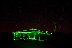 The Green Lighted House II