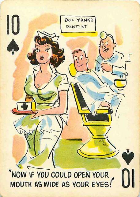 Pin-Up Cartoon Playing Cards  Flickr - Photo Sharing-2446