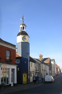 Clock tower, Coggeshall