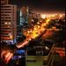 Lima cityscape by Kaj Bjurman