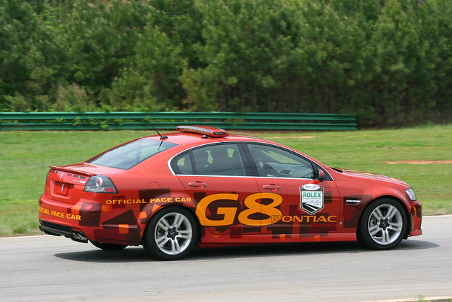 Pontiac G8 Grand Am Pace Car