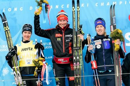 Smutná snižuje ve Ski Classics bodovou ztrátu na vedoucí Švédku
