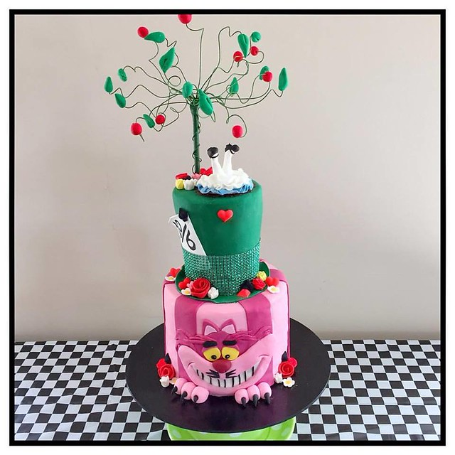 Cake by Miss Sugar Whips