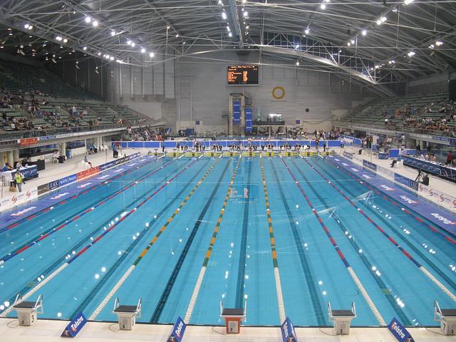 Sydney Olympic Park Aquatic Centre The Sydney Olympic