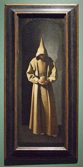 Saint Louis Art Museum, in Saint Louis, Missouri - Saint Francis of Assisi.jpg