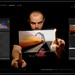 Adobe Lightroom Touchscreen
