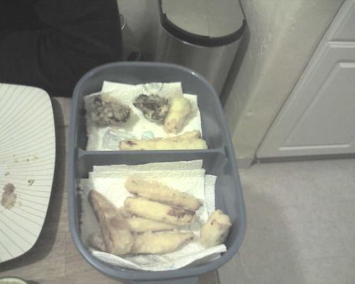 tempura that wuz 4 sdbrown
