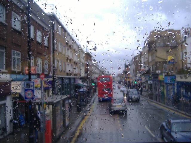 London - Rain