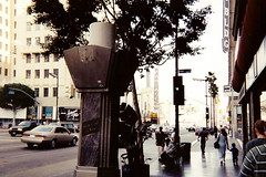 Hollywood and Vine, Los Angeles, California
