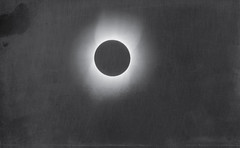 Corona of the Sun during a Solar Eclipse